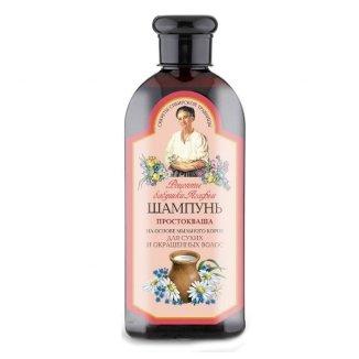 Babuszka Agafia, szampon kwaśne mleko, 350 ml - zdjęcie produktu