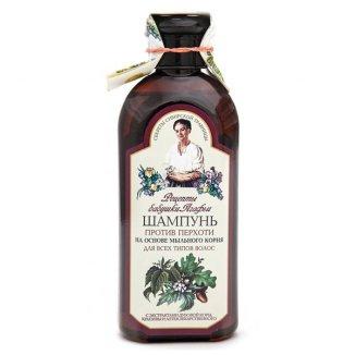 Babuszka Agafia, szampon do włosów, przeciwłupieżowy, 350 ml - zdjęcie produktu