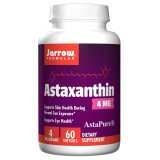 Jarrow, Naturalna Astaksantyna 4 mg, 60 kapsułek - miniaturka zdjęcia produktu