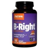 Jarrow Formulas B - Right, kompleks witamin z grupy B, 100 kapsułek - miniaturka zdjęcia produktu