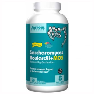 Jarrow Formulas Saccharomyces Boulardii + MOS, 90 wege kapsułek - zdjęcie produktu