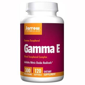Jarrow Formulas Gamma E, 120 kapsułek - zdjęcie produktu