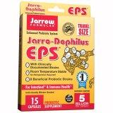 Jarrow, Jarro-Dophilus EPS Travel Size, Probiotyki 5 mld, 15 kapsułek KRÓTKA DATA - miniaturka zdjęcia produktu