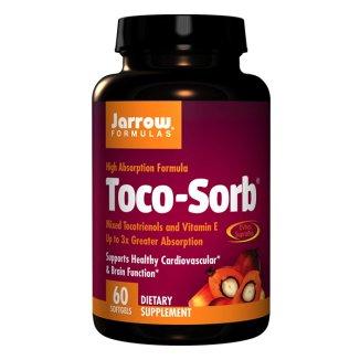Jarrow Formulas Toco-Sorb, 60 kapsułek - zdjęcie produktu
