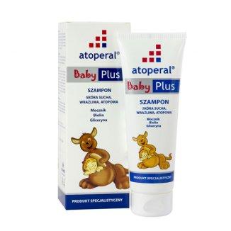 Atoperal Baby Plus, szampon, 125 ml - zdjęcie produktu