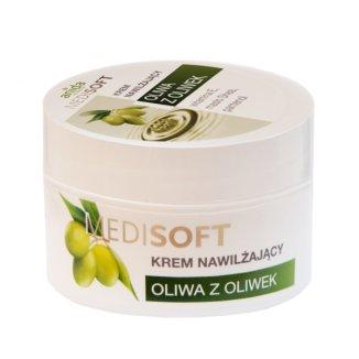 Anida Medi Soft, krem nawilżający, oliwa z oliwek, 100 ml - zdjęcie produktu
