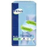 Majtki chłonne Tena Pants Super, Medium, 80-110 cm, 30 sztuk - miniaturka zdjęcia produktu