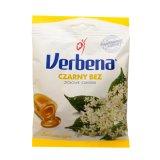 Verbena Czarny bez, cukierki ziołowe z witaminą C, 60 g - miniaturka zdjęcia produktu