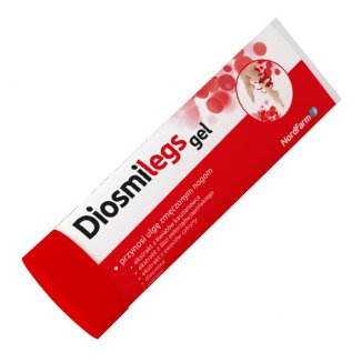 Diosmilegs, żel, 100 ml - zdjęcie produktu