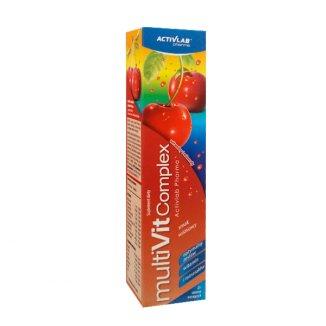 ActivLab MultiVit Complex, smak wiśniowy, 20 tabletek musujących - zdjęcie produktu