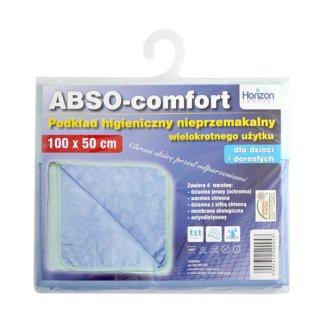 Podkład higieniczny ABSO Comfort, 100 x 50 cm, 1 sztuka - zdjęcie produktu