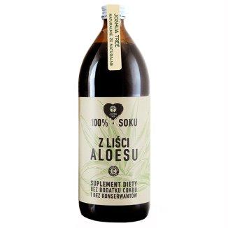 Joshua Tree 100% soku z liści aloesu, 1000 ml - zdjęcie produktu