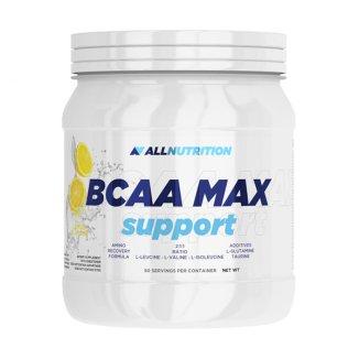 Allnutrition BCAA Max Support, aminokwasy, smak cytrynowy, 250 g - zdjęcie produktu