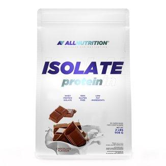 Allnutrition Isolate Protein, białko, smak czekoladowy, 908 g - zdjęcie produktu