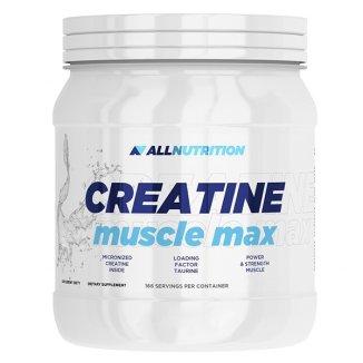 Allnutrition Creatine Muscle Max, smak naturalny, 500 g - zdjęcie produktu
