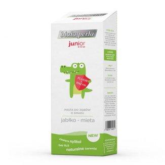 Biała Perła, Junior, pasta do zębów od 6 do 12 lat, 50 ml - zdjęcie produktu