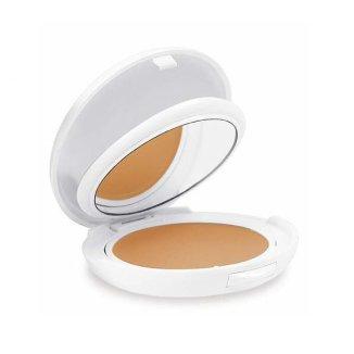 Avene Sun, ochronny kompakt mineralny piaskowy, skóra nadwrażliwa, SPF50, 10 g - zdjęcie produktu