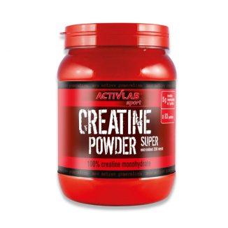 Activlab Creatine Powder Super, smak cytrynowy, 500 g - zdjęcie produktu