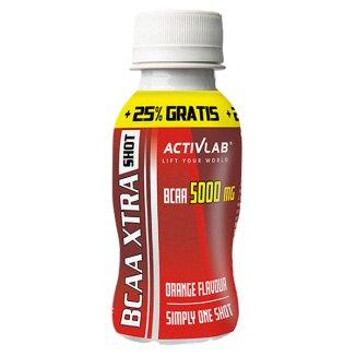 ActivLab BCAA SHOT, smak pomarańczowy, 100 ml - zdjęcie produktu
