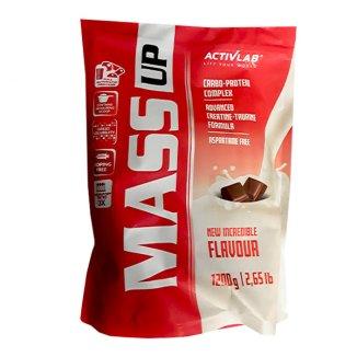 Activlab MASS UP, czekolada, 1200 g - zdjęcie produktu