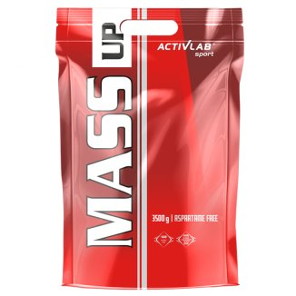 Activlab MASS UP, wanilia, 3500 g - zdjęcie produktu