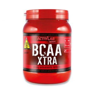 ActivLab BCAA X-tra, smak truskawkowy, 500 g - zdjęcie produktu