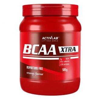 ActivLab BCAA X-tra, smak pomarańczowy, 500 g - zdjęcie produktu