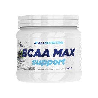 Allnutrition BCAA Max Support, smak czarnej porzeczki, 250 g - zdjęcie produktu