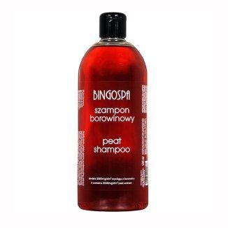 Bingospa, szampon borowinowy, 500 ml - zdjęcie produktu