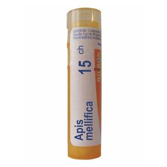 Boiron Apis mellifica 15 CH, granulki, 4 g - zdjęcie produktu