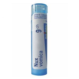Boiron, Nux vomica 9 CH, granulki 4 g - zdjęcie produktu