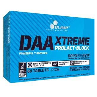 Olimp DAA Xtreme Prolact Block, 60 tabletek - zdjęcie produktu