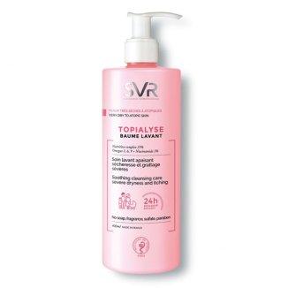 SVR Topialyse, Baume Lavant, odżywczy balsam do mycia, 400 ml - zdjęcie produktu