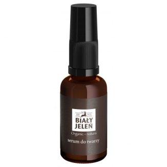 Biały Jeleń Organic-natura, serum do twarzy, 30 ml - zdjęcie produktu