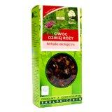 Dary Natury, herbatka ekologiczna, Dzika róża, owocowa, 50 g - miniaturka zdjęcia produktu