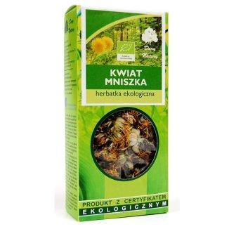 Dary Natury Kwiat mniszka, herbatka ekologiczna, 25 g - zdjęcie produktu