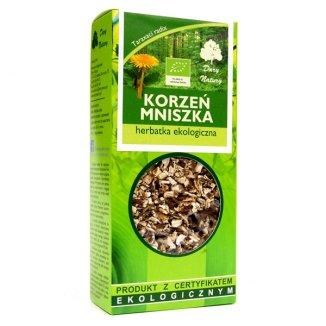 Dary Natury Korzeń mniszka, herbatka ekologiczna, 100 g - zdjęcie produktu