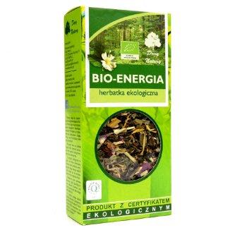 Dary Natury Bio-energia, herbatka ekologiczna, 50 g - zdjęcie produktu