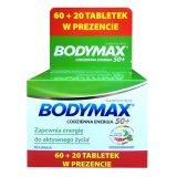 Bodymax 50+, 60 + 20 tabletek w prezencie - miniaturka zdjęcia produktu