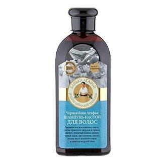 Babuszka Agafia, Bania Agafii, szampon-nalewka ziołowa do włosów, 350 ml - zdjęcie produktu