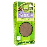 Dary Natury, ekologiczne nasiona lnu, odtłuszczone, 100 g - miniaturka zdjęcia produktu