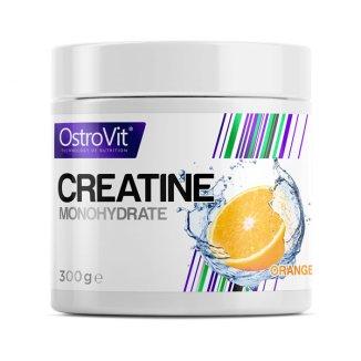 OstroVit, Creatine, smak pomarańczowy, 300 g - zdjęcie produktu