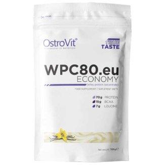 OstroVit Economy WPC80.eu, smak waniliowy, 700 g - zdjęcie produktu