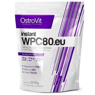 OstroVit, WPC80, Whey Protein Concentrate, smak Wild berry, 2270 g - zdjęcie produktu