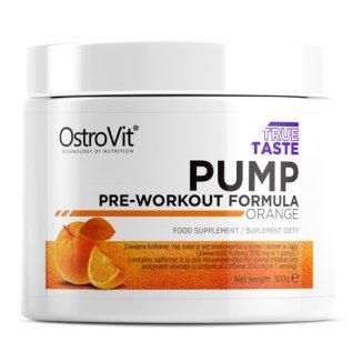 OstroVit, Pump Pre-Workout Form Orange, 300 g - zdjęcie produktu