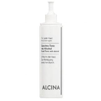 Alcina, tonik do twarzy z alkoholem, 200 ml - zdjęcie produktu
