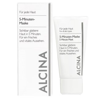 Alcina, maska 5 minutowa, 50 ml - zdjęcie produktu