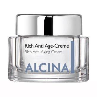 Alcina, Rich Anti Age, krem do twarzy, 50 ml - zdjęcie produktu