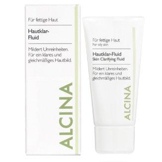 Alcina, fluid oczyszczający do twarzy, 50 ml - zdjęcie produktu