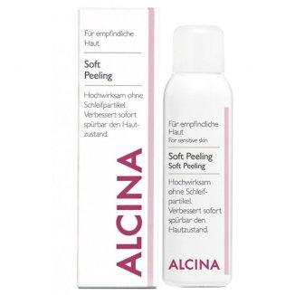 Alcina, łagodny peeling enzymatyczny, skóra wrażliwa, 25 g - zdjęcie produktu